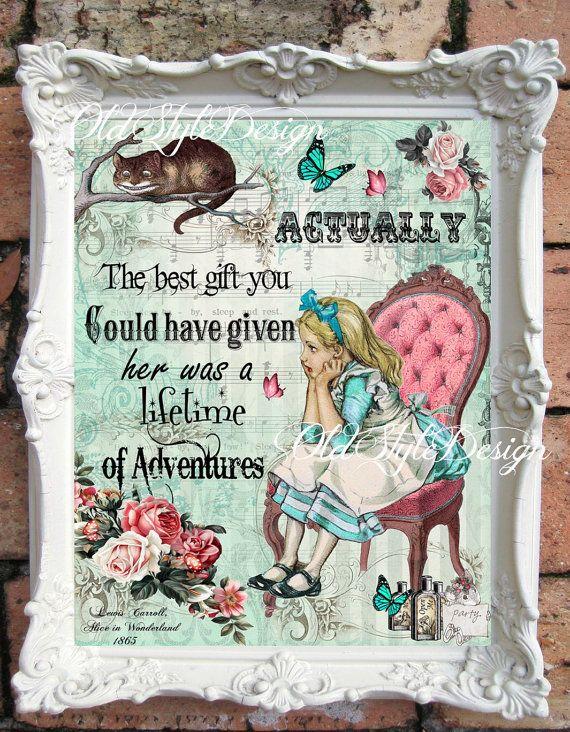 Alice In Wonderland Nursery Alice In Wonderland Decor