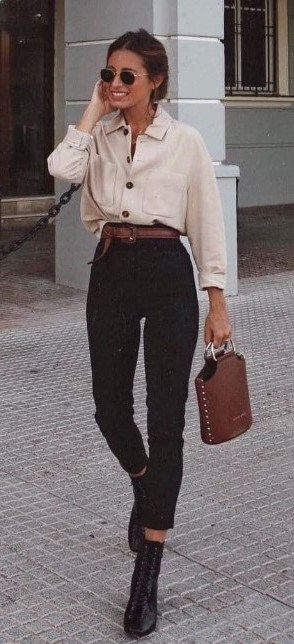 Photo of 15 Lovely Chic Spring Outfits Women for Work – Yeahgotravel.com