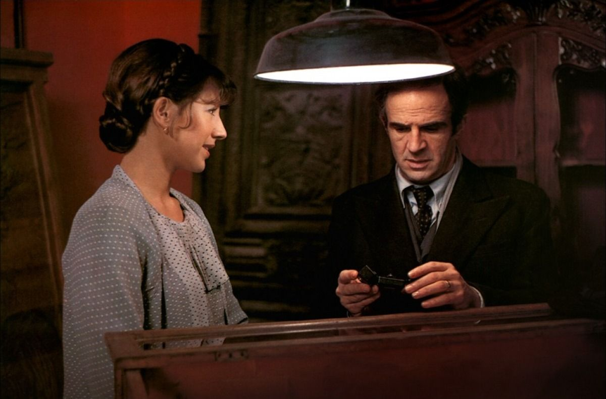 1000 images about franois truffaut on pinterest - Chambre Verte Truffaut