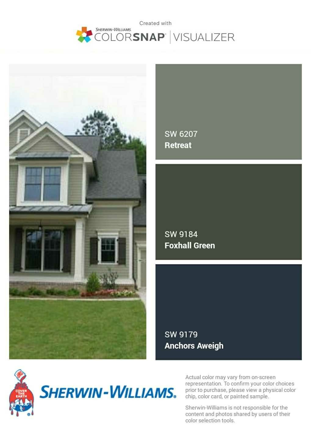Pin by Ryan on Paint in 2019 | House paint exterior