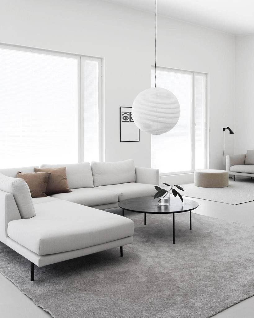 The Top 56 White Living Room Ideas In 2021 Living Room White White Sofa Living Room Minimalist Living Room Design