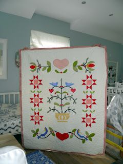 Liv S Swedish Home Scandinavian Quilts Bright Quilts Cottage Quilt