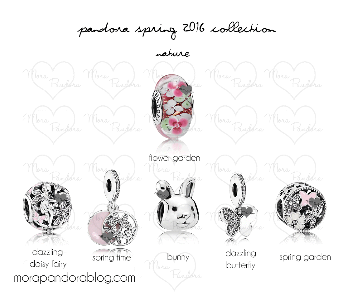 Pandora Spring 2016 Collection Preview Updated With