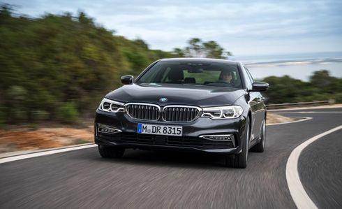 BMW 5 SERIES 2017 HOÀN TOÀN MỚI TRÌNH LÀNG VÀO THÁNG 2/2017