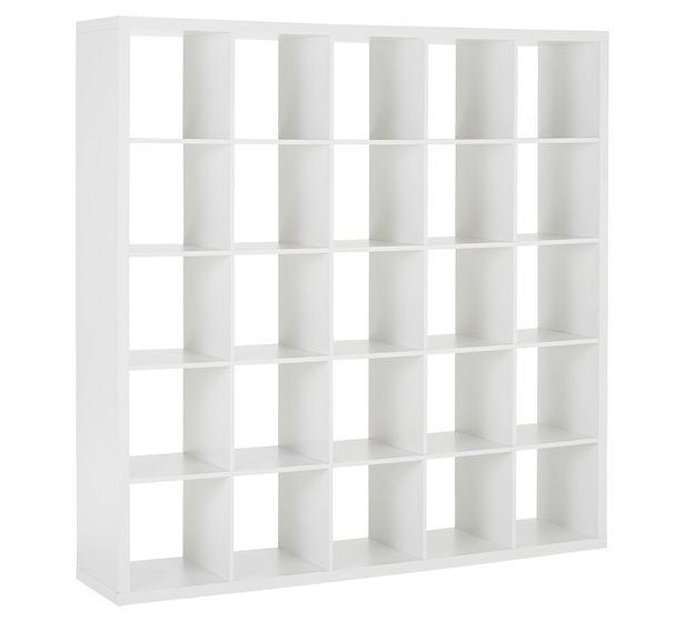 Matrix 25 Shelf Cube
