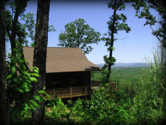 Bella Vista II Cabin Rental In Helen GA. Luxury Couples Cabin Rental In The  North Georgia Mountains, With Incredible Views   Approximately 5 Miles  Outside ...