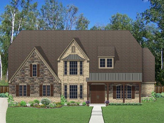 European Style House Plan 5 Beds 4 Baths 4461 Sq Ft Plan 84 431 House Plans House Exclusive House Plan