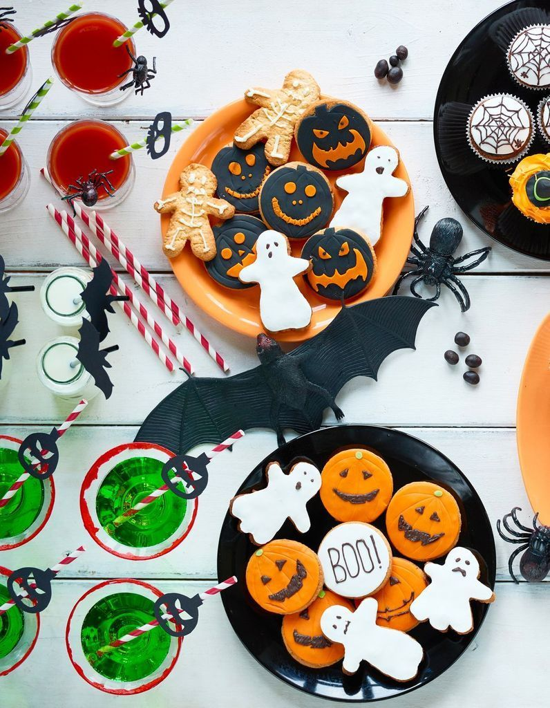 id es de recettes d halloween faire au thermomix elle. Black Bedroom Furniture Sets. Home Design Ideas