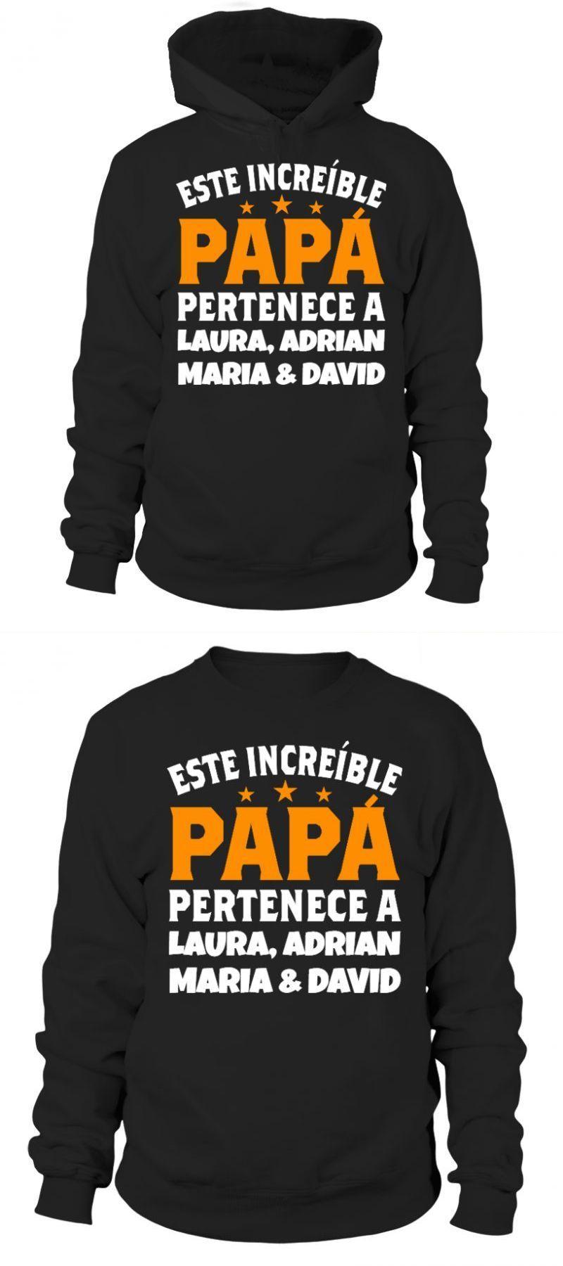 27bb4f7341 Este increÍble papÁ pertenece a camiseta personalizada kids t-shirt & dress  #este #
