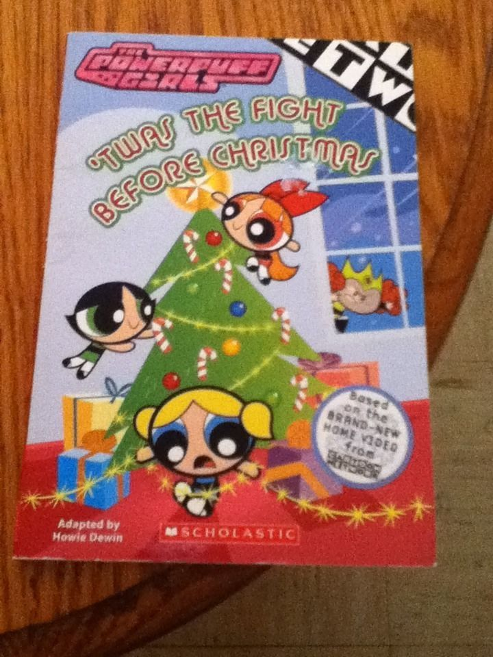 the powerpuff girls twas the fight before christmas christmas episodes powerpuff girls before christmas - The Fight Before Christmas