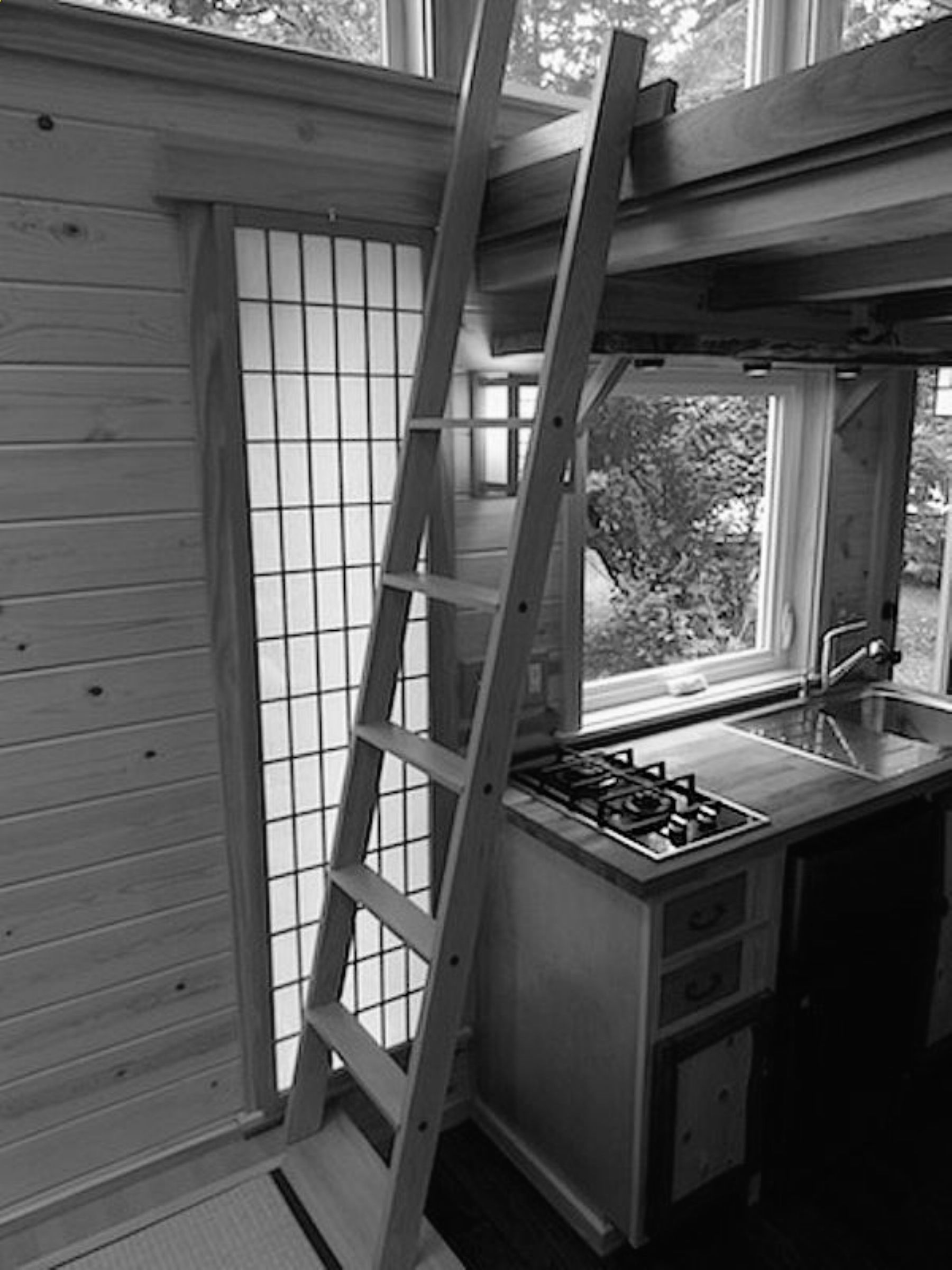 Japanische Kücheneinrichtung Japanese Style Tiny House By Oregon Cottage Company 7 Your Own Tea