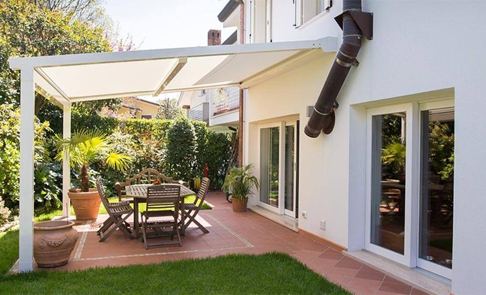 Avete sempre sognato una terrazza così? con le #GrandiCoperture firmate R.t. tende tutto è possibile #Classe e #Stile per la vostra #casa