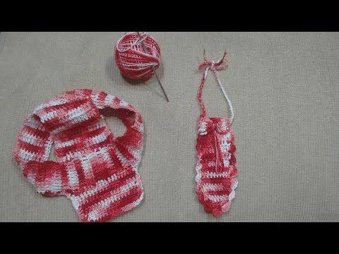 DIY- Boné para cachorro de crochê Videos Croche 802629a4de2