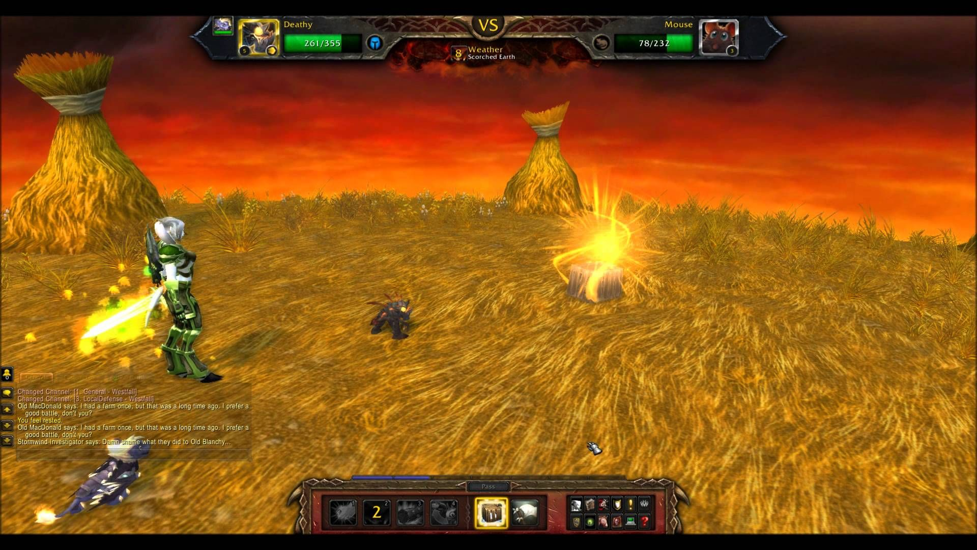Wow Mists Of Pandaria Beta Pet Battle Wow Leveling Guide For All