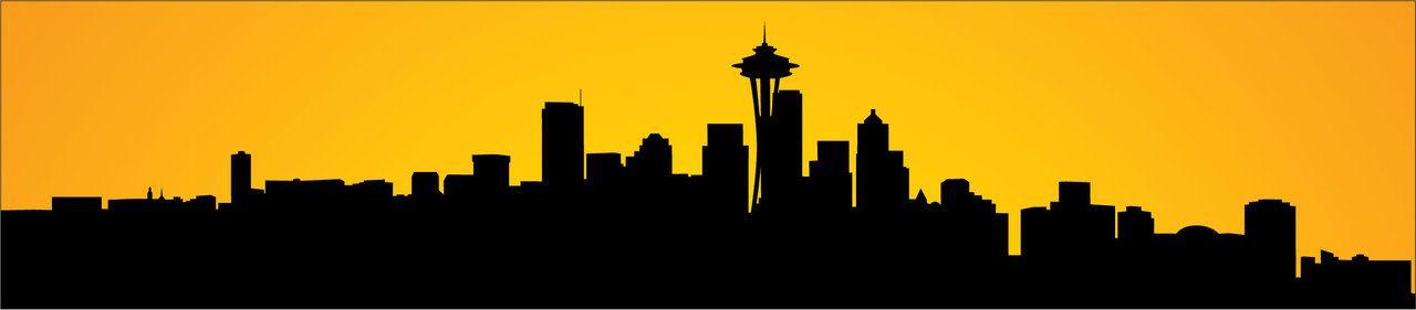 Seattle Skyline by kingnothing on deviantART