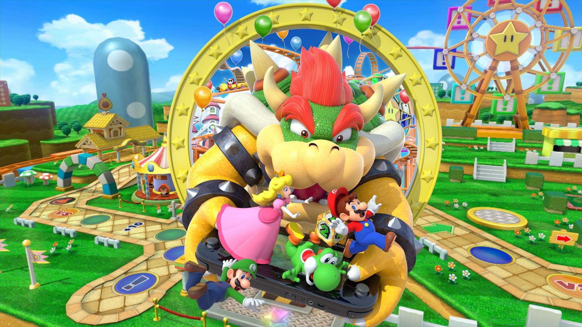 Mario Party 10 Wii U My Nintendo S Video Games Pinterest