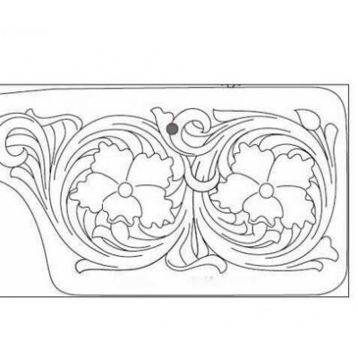 Free Download Leather Craft Pattern Leather Carving Patern And