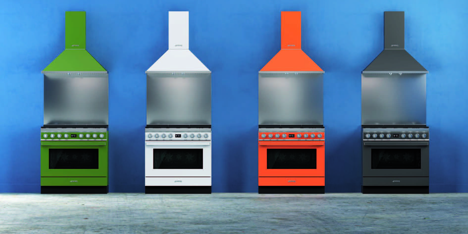 Smeg cucina Portofino | Verinox - Scelti per voi | Pinterest ...