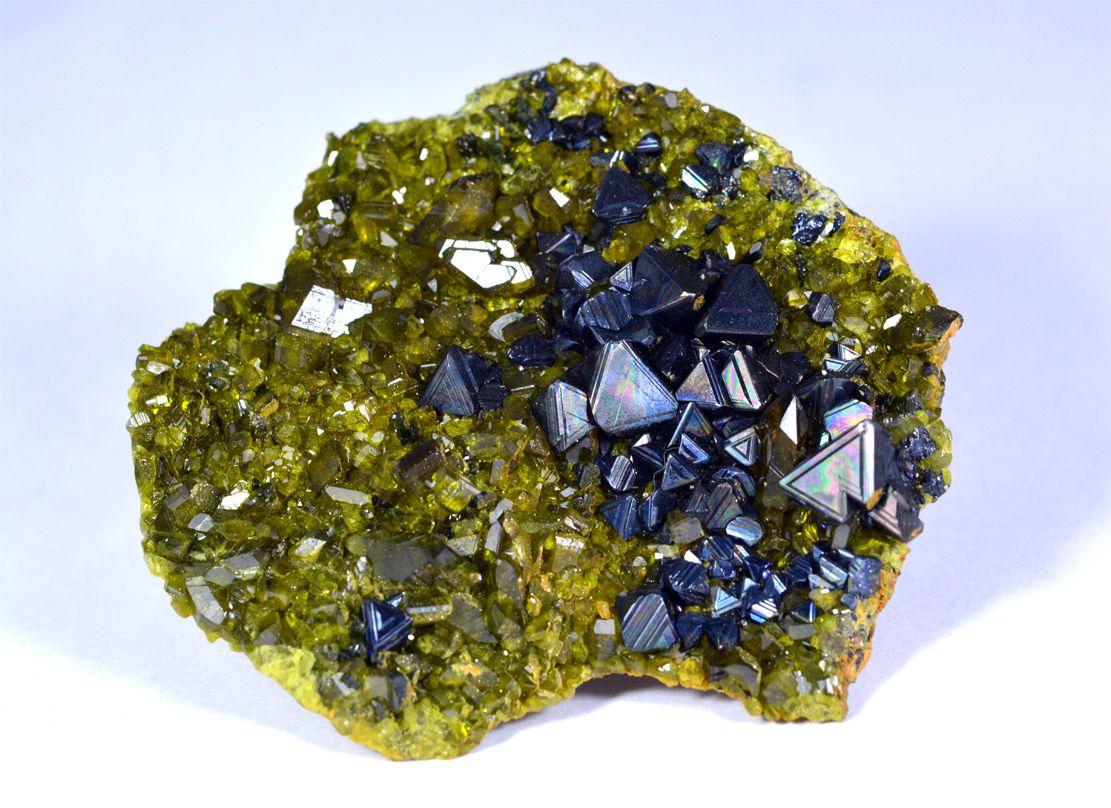 Magnetite and Epidote - Khogyani, Nangarhar Province, Afghanistan