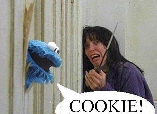 Feeling Meme Ish Sesame Street Cookie Monster Edition Feels Meme Funny Comedy Cookie Monster Funny