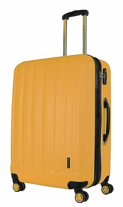 Packenger Koffer Velvet XL Orange
