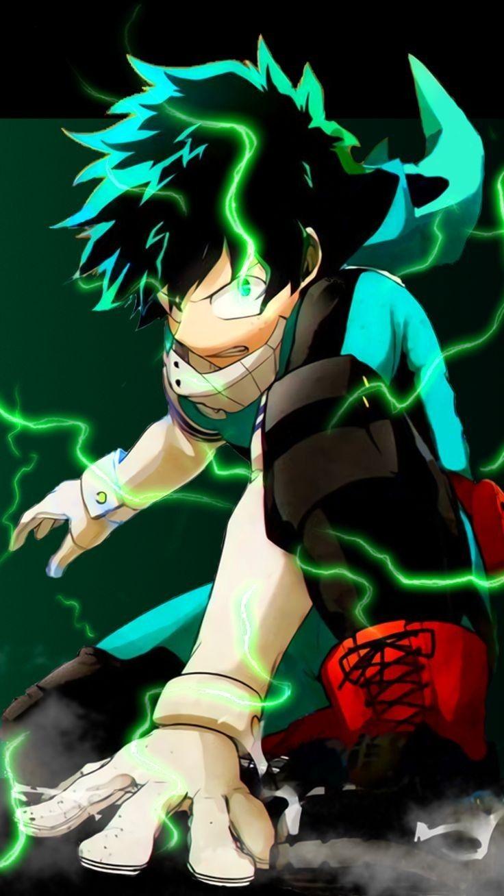 All For One Is Father Of Izuku Medoriya My Hero Academia Boku No
