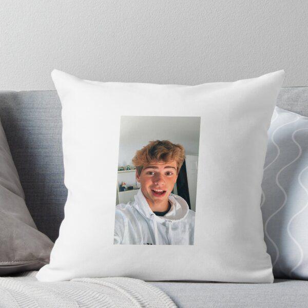 MARK ANASTASIO' Throw Pillow by gigi