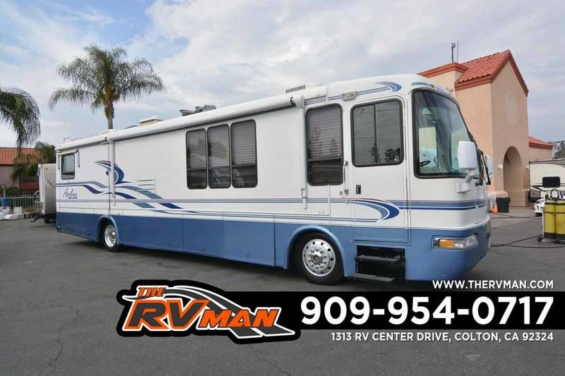 2002 Rexhall Aerbus XL3955HLET for sale - Colton, CA   RVT
