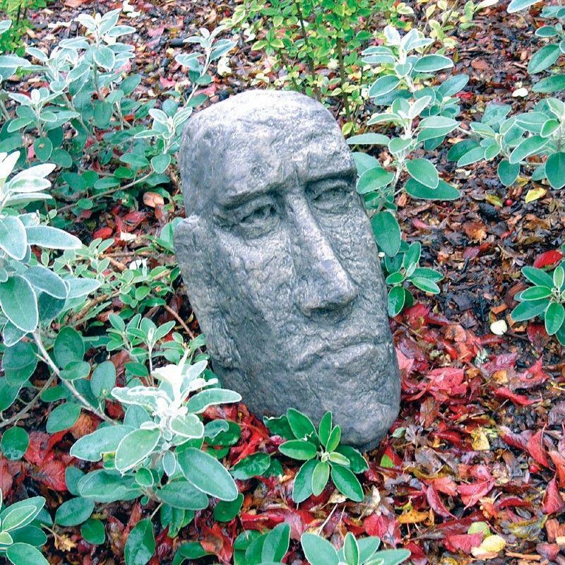Moai Head Easter Island Statue. Buy Now At Http://www.statuesandsculptures