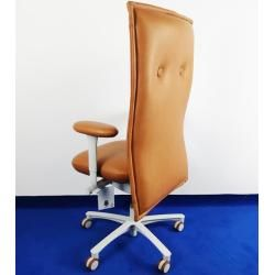 Photo of Executive chair Lff Brain Storm Hr real leather Ergo Top selection of color options