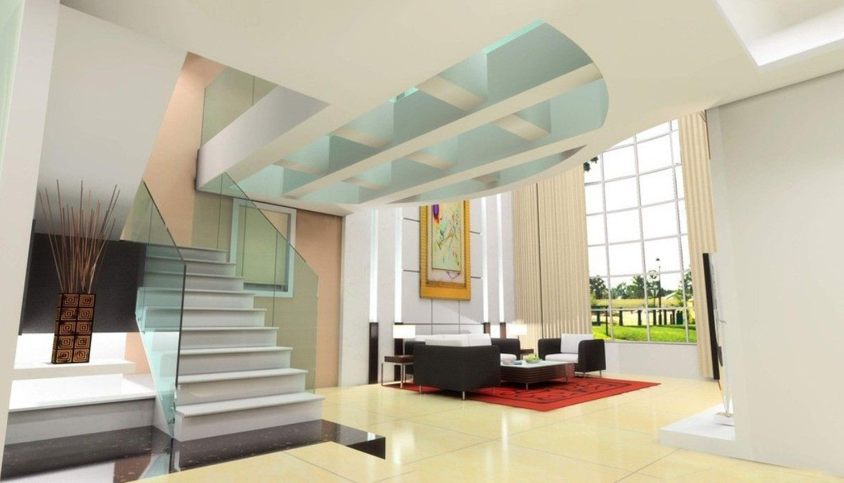 Ceiling designs for your living room pop false ceiling for Living room ceiling pop designs