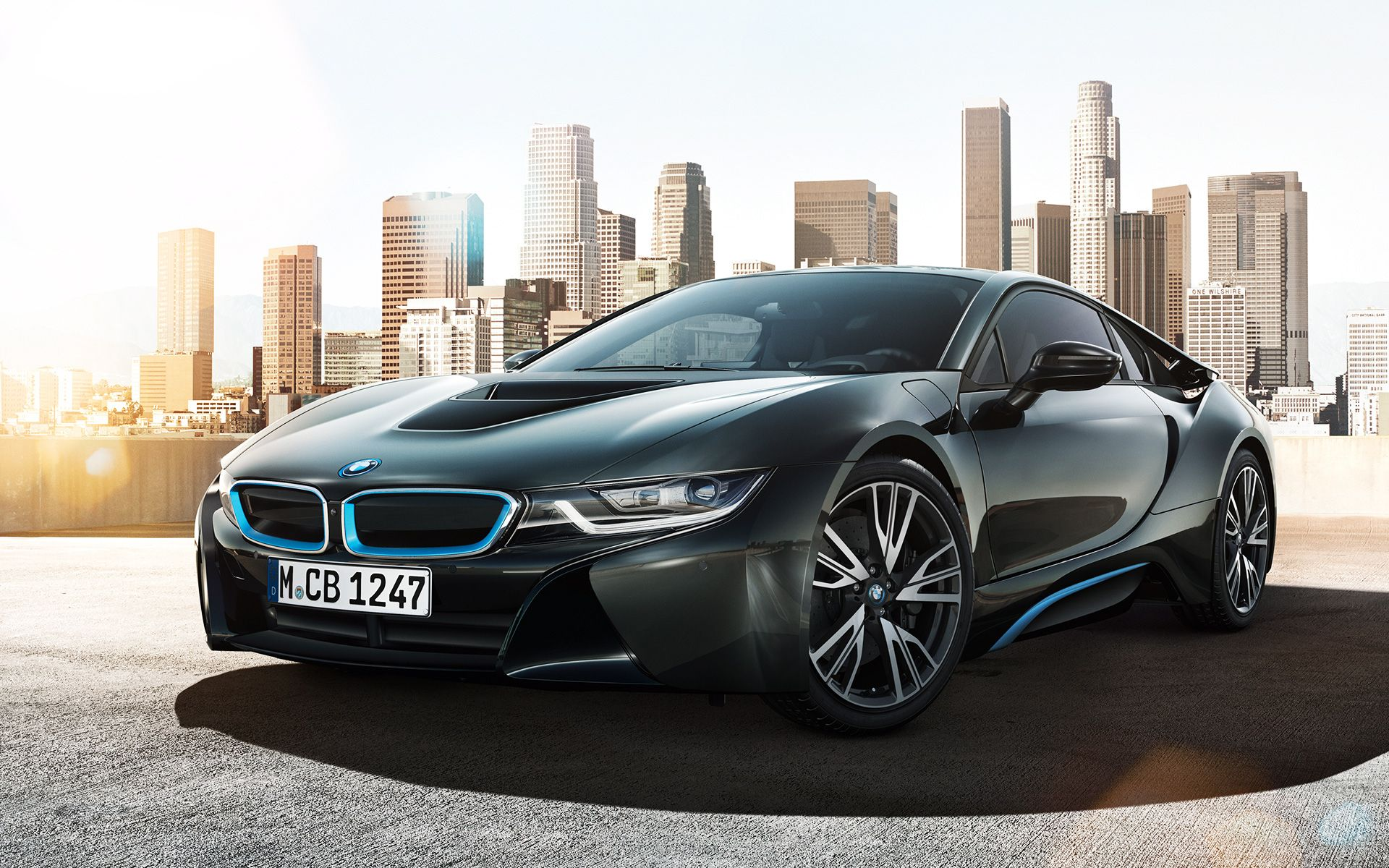 Bmw I Wins International Engine Of The Year Award Third Time In A Row Bmw I8 Bmw Bmw I