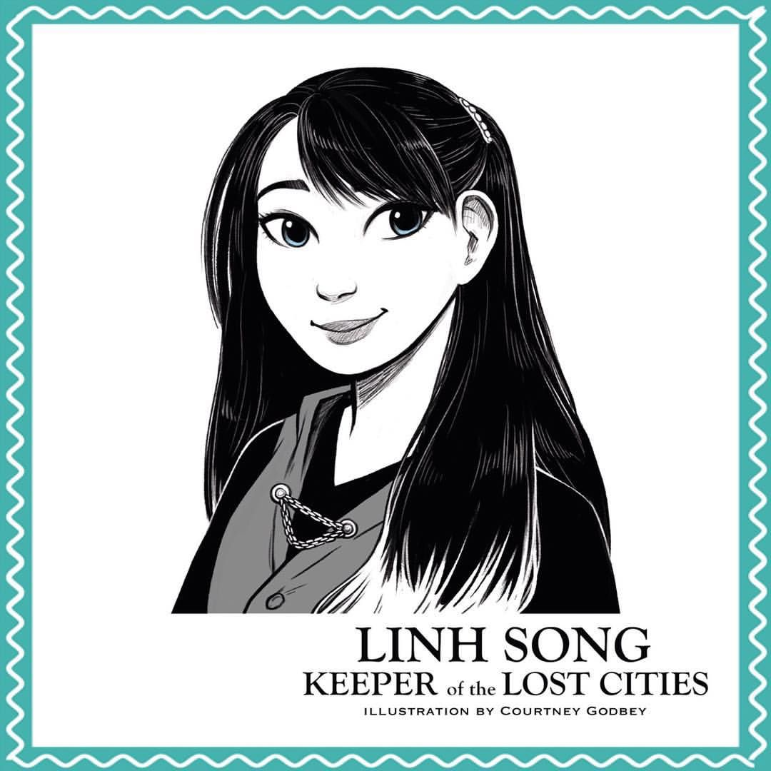 Linh From Neverseen (keeper Of The Lost Cities #4)