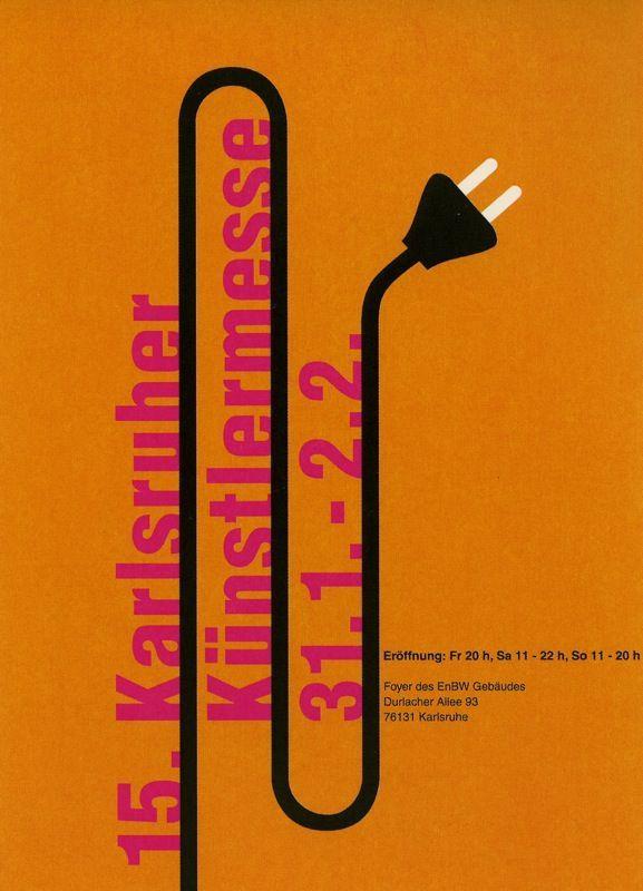 Graphic Design HfG Karlsruhe