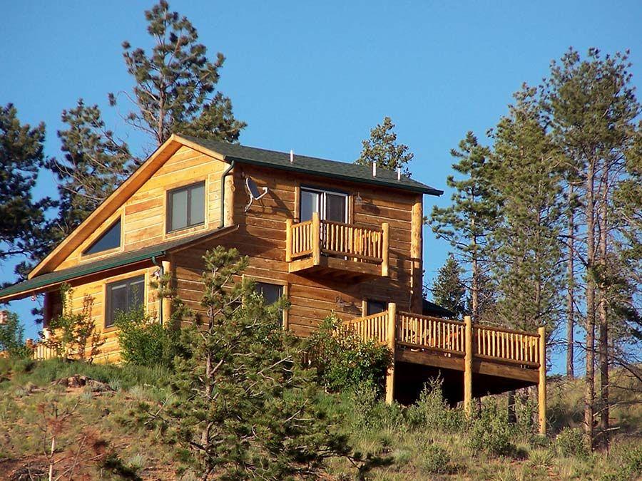 Eagle Crest Cabin Rental Cabin At Pikes Peak Cabin Rentals Cabin Colorado Cabin Rentals