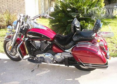 Vulcan 900 Classic Fairing Hard Saddlebags And Touring Trunk