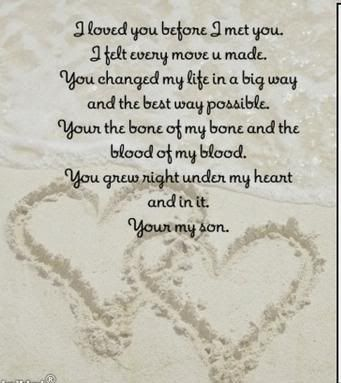 Love And Miss You Nick Mother Quotes I Love My Son Mom Quotes