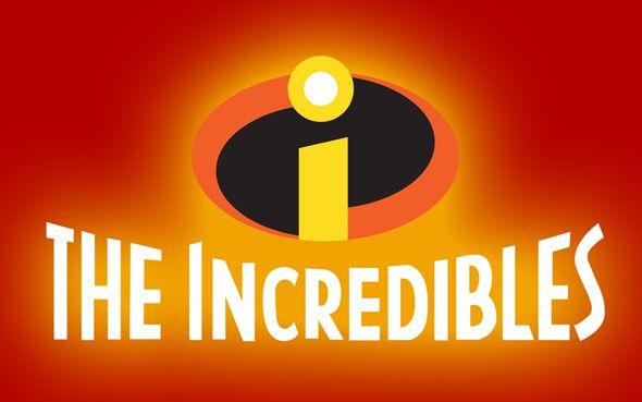 Logotipo Los Increibles Moni In 2019 Pinterest The Incredibles