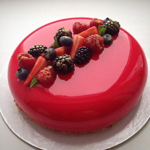 Just desserts, Olga Noskova