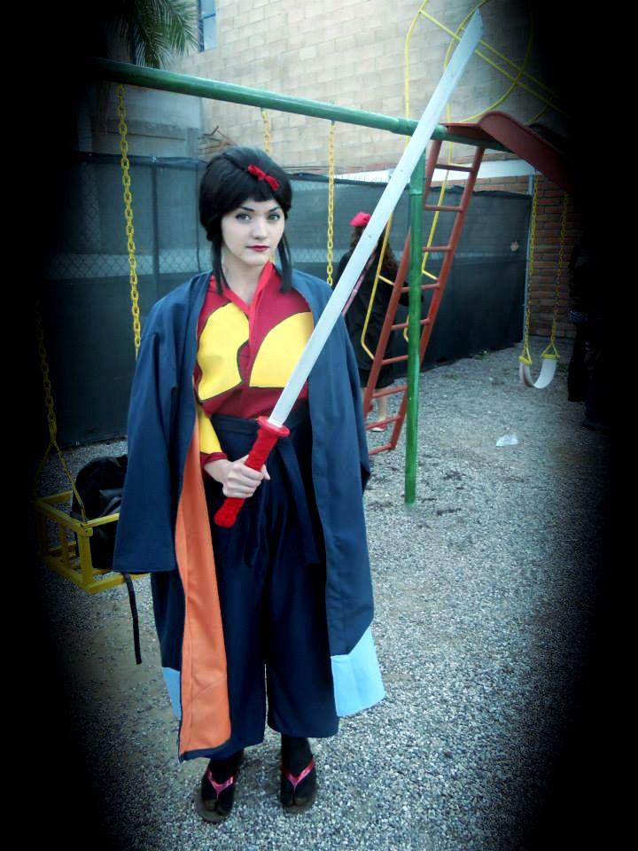 Lady Eboshi From Princess Mononoki Cosplay Lady Halloween Costumes