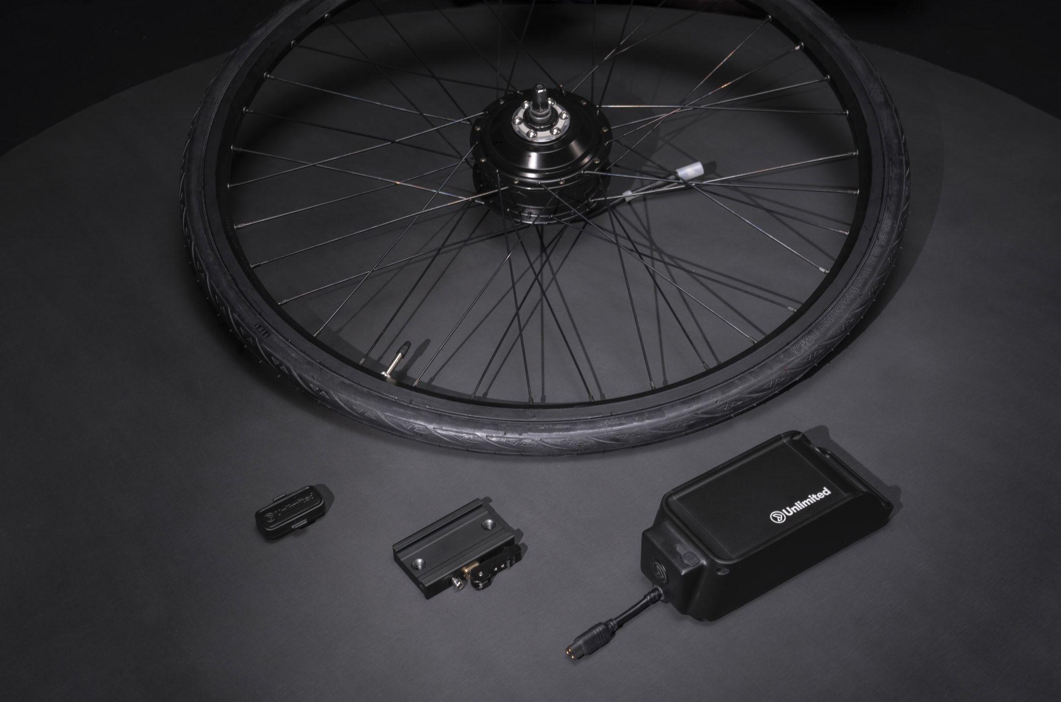 The Unlimited Ebike Conversion Kit Indiegogo In 2020 Electric Bike Diy Cheap Electric Bike Electric Skateboard Kit