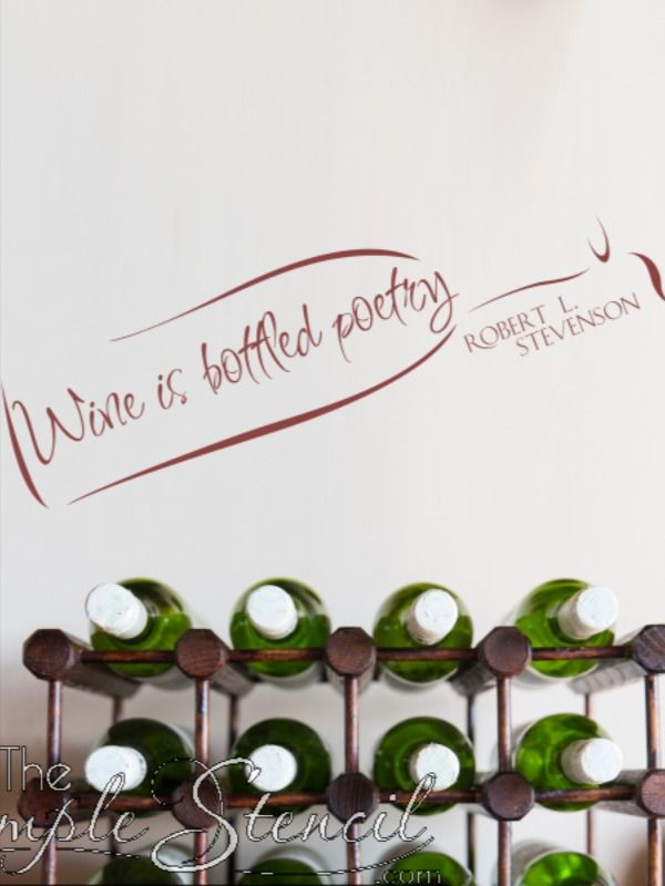 32 Wine Lovers Vinyl Wall Quotes And Decals Ideas In 2021 Vinyl Wall Quotes Vinyl Wall Wall Quotes