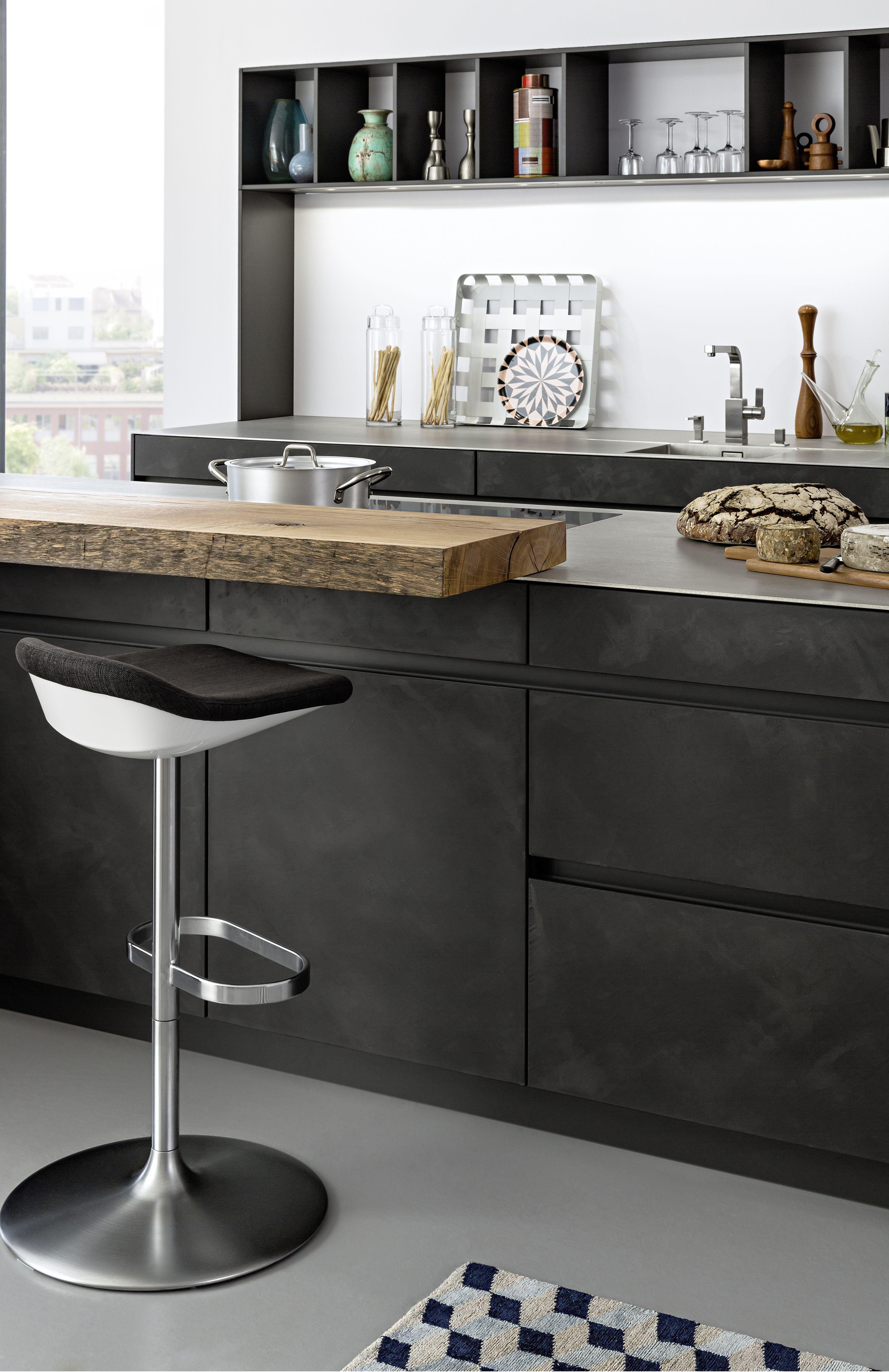 Concrete-A | Cocinas | Pinterest | Küche