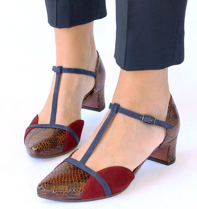 797d4697c C-ZULEIKA 31 CUERO RED :: SHOES :: CHIE MIHARA SHOP ONLINE | Shoes ...