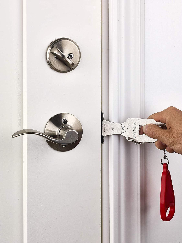 Security Lock Travel Lock Airbnb Lock Hotel Door Locks Door Locks Hotel Door