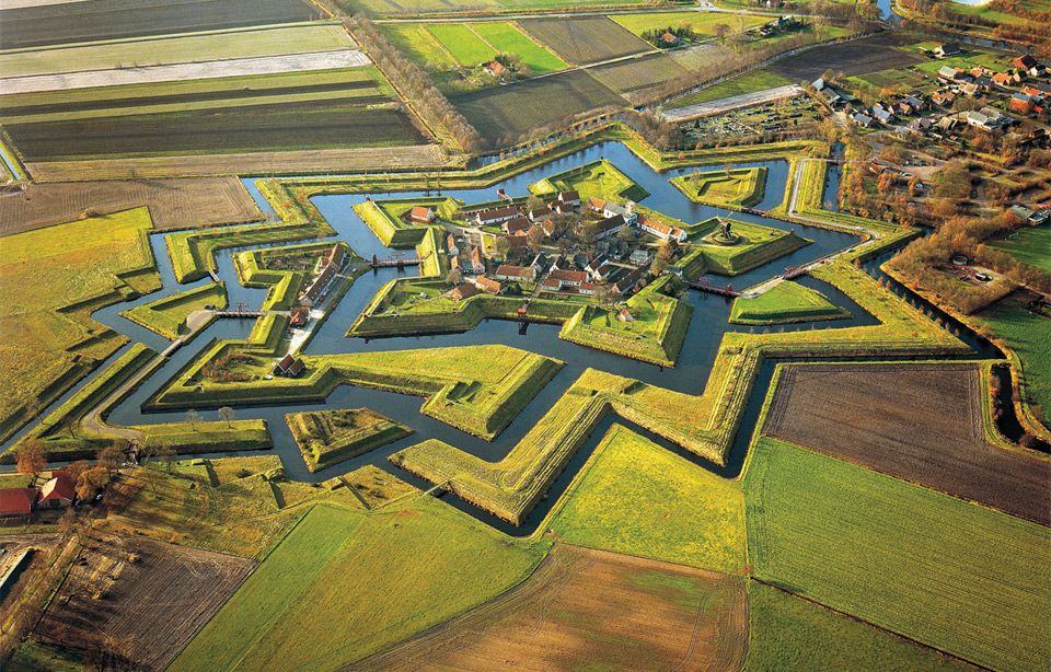 Fortress of Bourtange