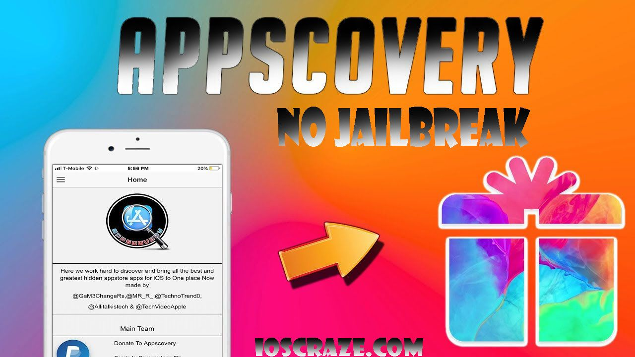 Appscovery Download rare Apple app store apps free no