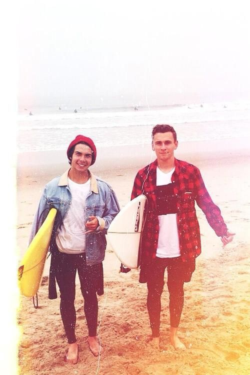 Cameron & Friend