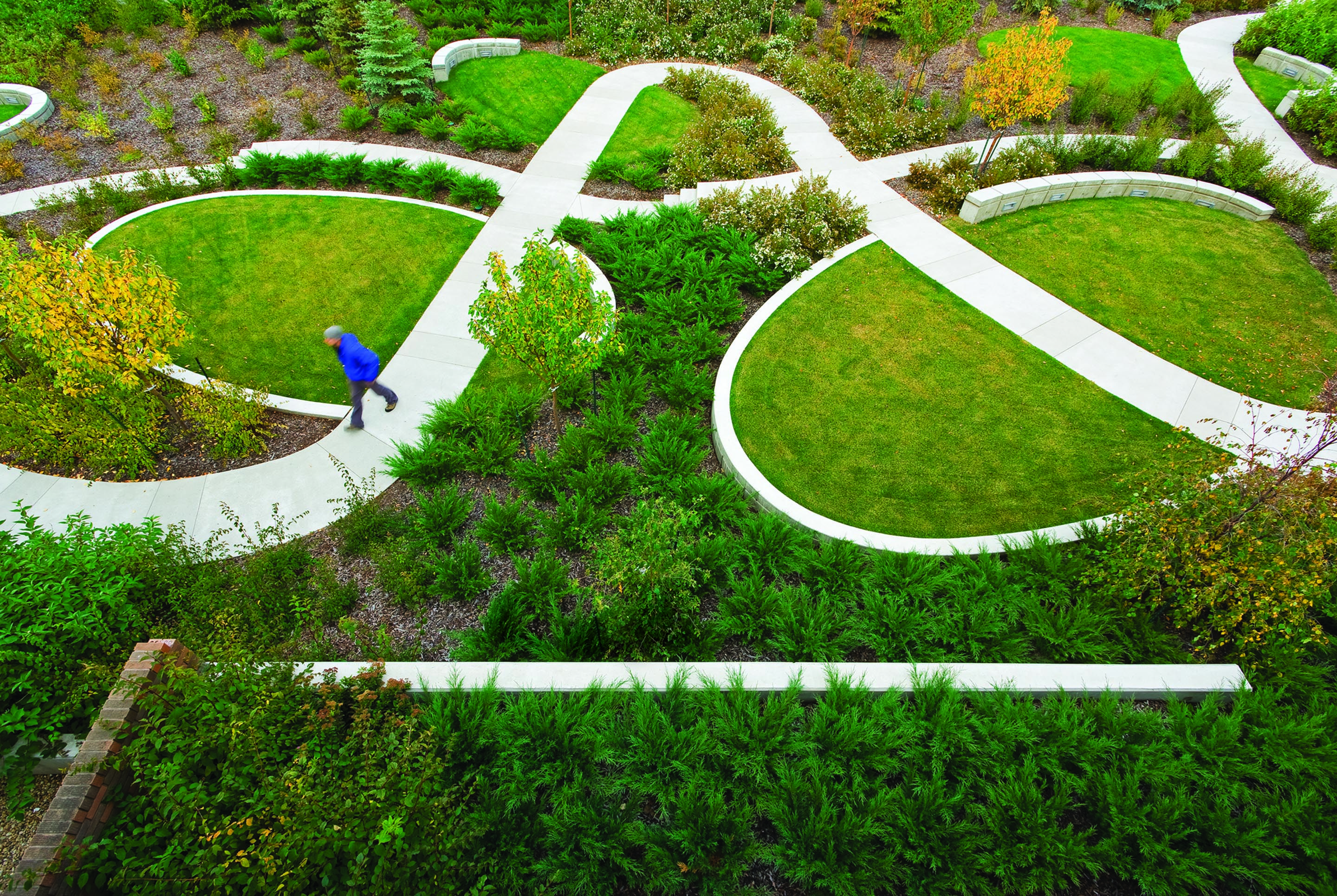 Our Landscape Architects Make Corporate Life A Walk In The Park