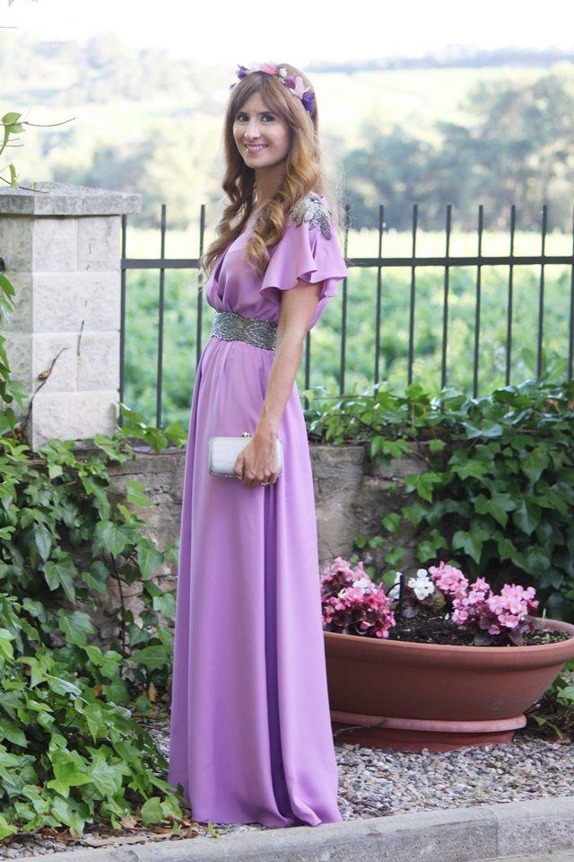 Para una boda en la tarde | Outfit de invitada a una boda ...